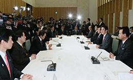 TPPに関する主要閣僚会議