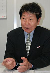 堀 富士夫・一般社団法人 日本惣菜協会会長(株式会社デリカスイト代表取締役)