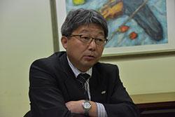 高山拓郎 JA松本ハイランド代表理事専務