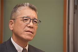 小松 泰信(岡山大学大学院 環境生命科学研究科教授)