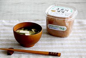 吉良川味噌
