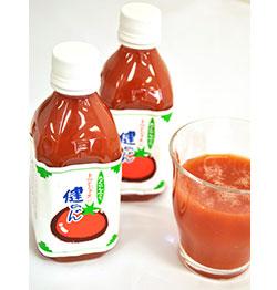 〔155〕トマトジュースの健ちゃん