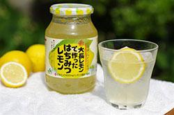 〔172〕はちみつレモン