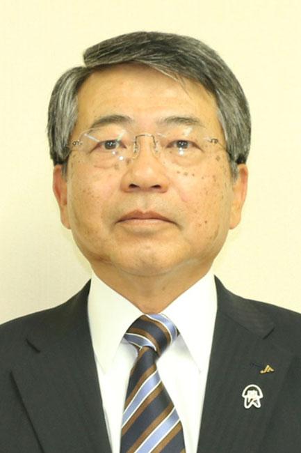 20190701 JA広島中央会 新会長の忠末宜伸氏