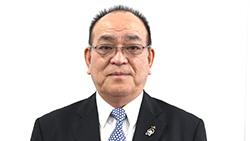 中央会会長に再任された金原壽秀氏