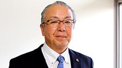 井口義朗組合長
