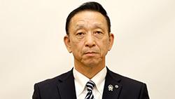 岩坂嘉邦組合長