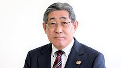 長谷川新会長
