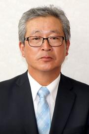 新組合長 長昌光氏