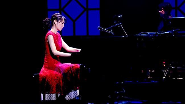 JAバンク提供「松下奈緒 コンサートツアー2020」公演レポート