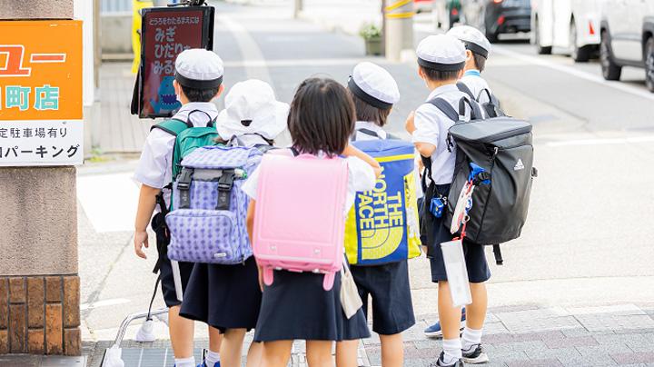 7才の交通安全プロジェクト「ガイアの夜明け」で金沢大との取組を紹介 全労済