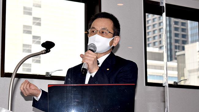 黒田和彦森永生科学研究所社長