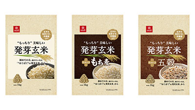 はくばくの2商品が玄米・麦茶の調査でNo.1獲得
