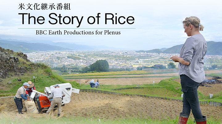 米文化継承番組「The Story of Rice」ユーチューブライブで配信 プレナス