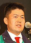 JA東京むさし三鷹地区青壮年部の須藤金一さん