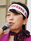 社会民主党・福島みずほ党首