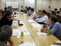 震災からの復興で漁協の役割を考察した公開研究会