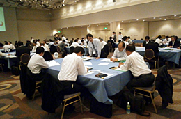 5月14日、新横浜で開催された「JA人材育成プロフェッショナル研修