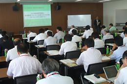 地域農業のマネジメントで意見交換するJA-IT研究会(東京・大手町JAビル)