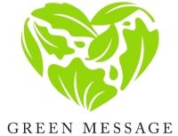 グリーンメッセージロゴマーク
