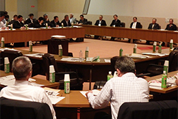 JA改革で緊急アピールを出した新世紀JA研究会のセミナー