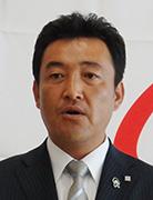 会長に選任された天笠淳家氏(群馬県農協青年部組織協議会)