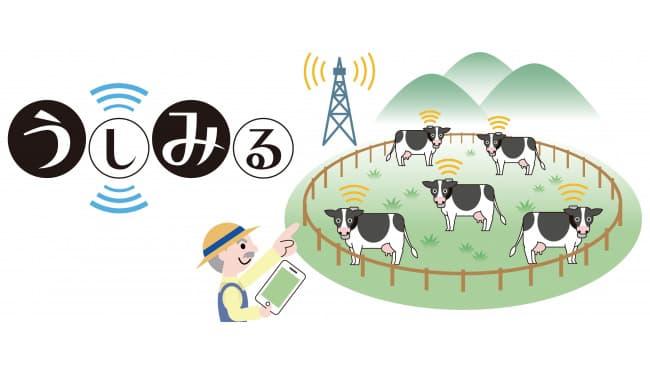放牧牛管理システム「うしみる」をリリースージーアイサプライ