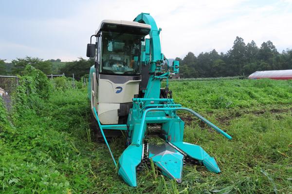 汎用収穫機