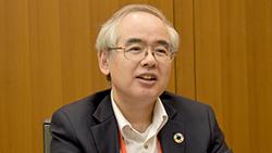 日本生協連 藤井喜継専務理事