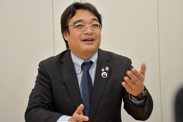 飯野芳彦・元JA全青協会長