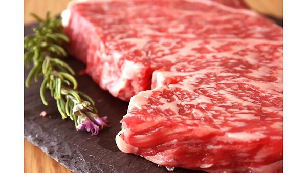 A4ランクが大半を占める上質なローカルブランド牛肉、JAこゆ牛