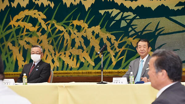 運送会社との懇談会で輸送効率化など議論-JA十和田おいらせ
