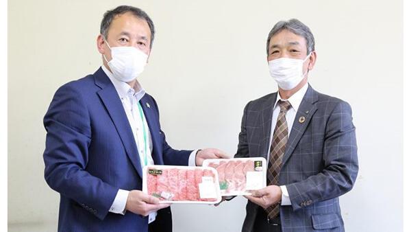 とちぎ和牛と県産豚肉の購入活動を開始-JAおやま