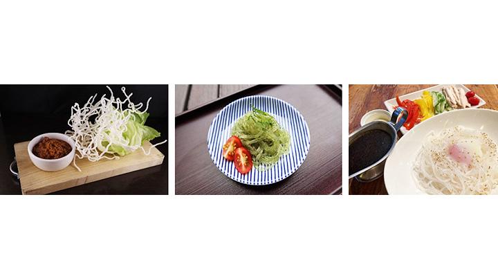 「国産はるさめ」のおいしさ発見 全農グループ飲食店舗で「国産はるさめ」提供