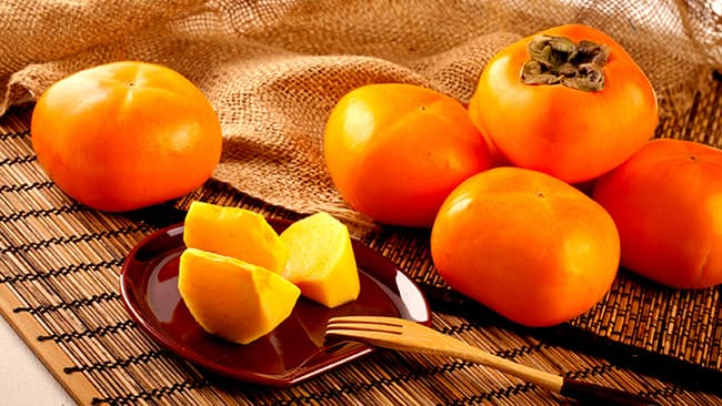 和歌山の「たねなし柿」