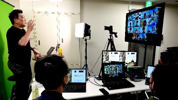 東北大学とAgVenture Lab オンライン講座実施