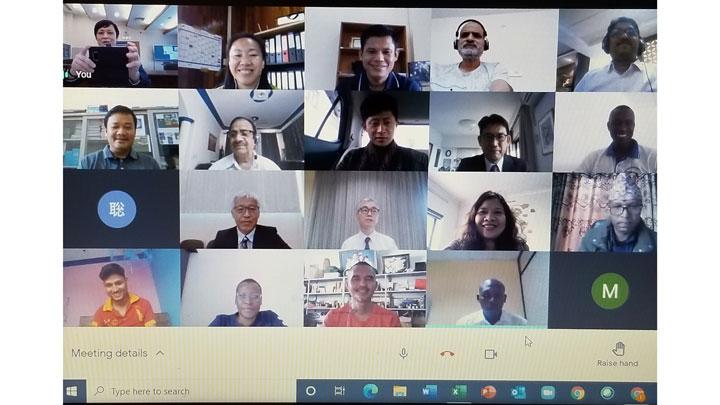 アジア、アフリカの農協づくり支援-IDACAがオンライン研修