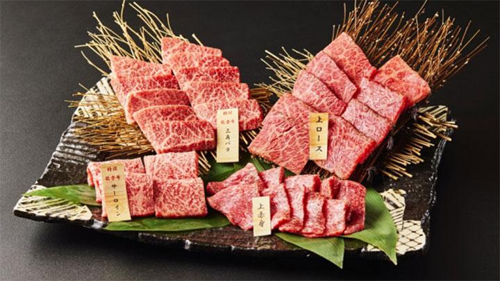 赤身肉盛り【輝】450g