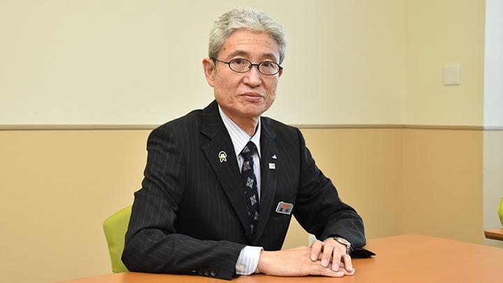 冨田健司 耕種資材部長