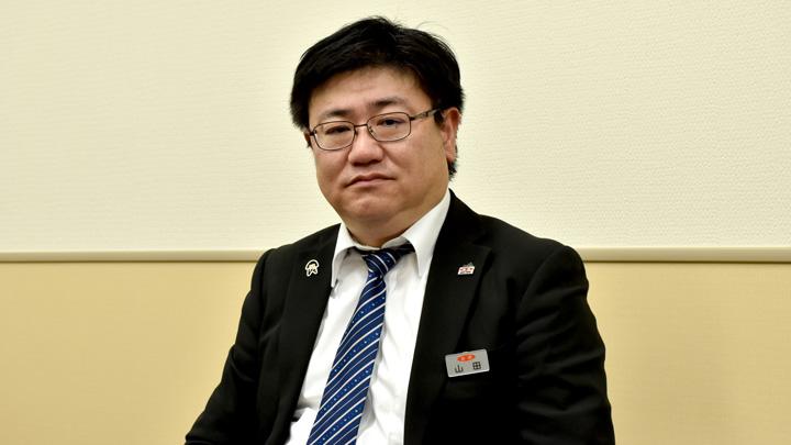 山田尊史 営業開発部長