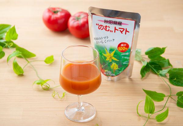 TOKYO FM番組で秋田県産トマト100%「のむトマト」PR JA全農