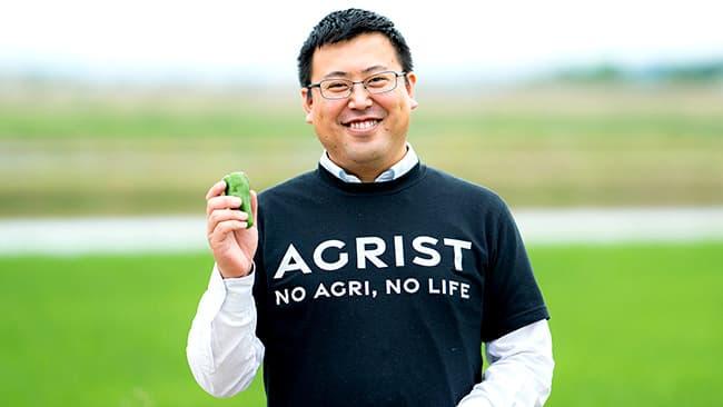 AGRIST 高橋慶彦取締役COO
