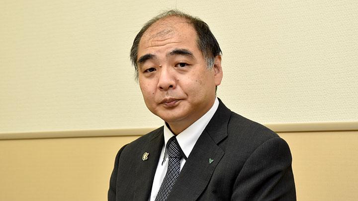 神林幸宏 園芸部長