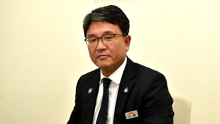 土屋敦 総合エネルギー部長