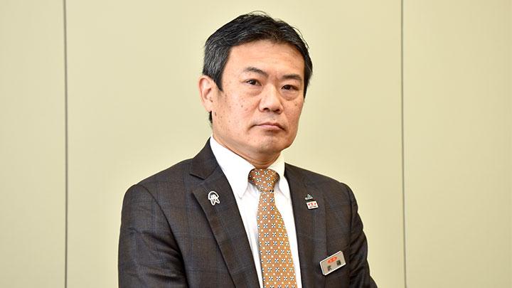 武藤宗臣 麦類農産部長