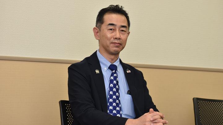 高橋龍彦畜産総合対策部長