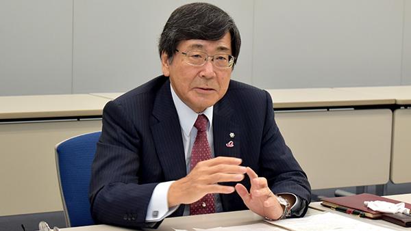坂田宏代表取締役社長