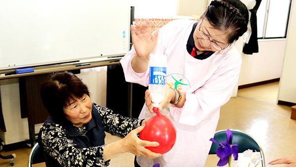 ミニサービスによるJAの高齢者福祉