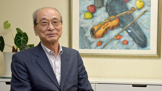 谷口信和 東京大学名誉教授(農業協同組合研究会会長)