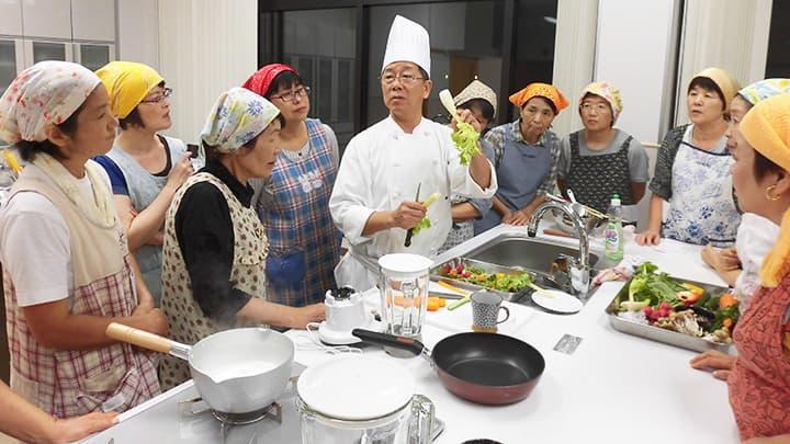 料理教室(にししな愛彩館)